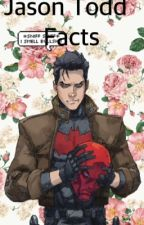 Jason Todd Facts by sometimesitshurts