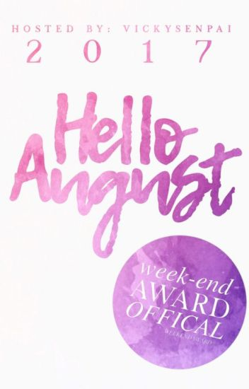 Hello August Offical Awards 2017