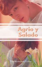 Agrio y Salado ↩Omegaverse •Yoonmin by TheMomentsToday