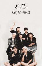 BTS reactions (OC) by Army-L_Kooki