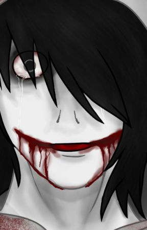 Why You Don't Die?     // Jeff The Killer x OC // by LittlePrincess192