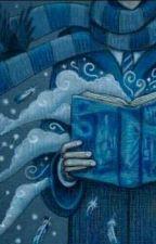 Hogwarts Lendo Harry Potter by Gina_Weasley_Potter