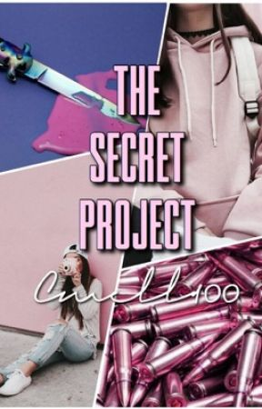 The Secret Project by cmell100