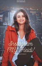 Instagram ¡NY, Heidi! by shipsinthesky