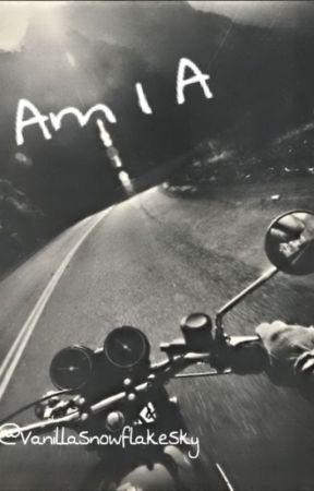 Am I A by VanillaSnowflakeSky