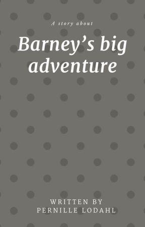 Barney's big adventure by Kampklar-skrivning