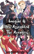 Imagine If You Assembled The Avengers: Volume 3 by imagine-avengers