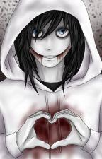 Com amor, Jeff the Killer by carolinefactum