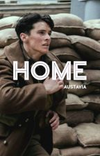 HOME ⌁ DUNKIRK (TOMMY; FIONN WHITEHEAD) by austavia
