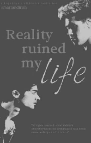Reality ruined my life » ziall ❁ larry