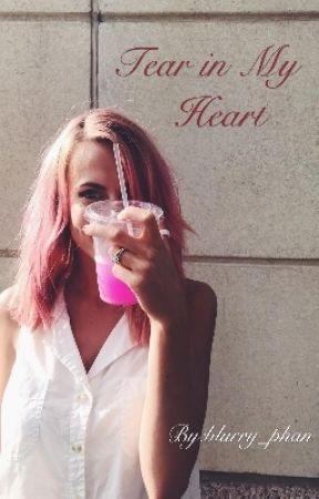 Tear In My Heart ~ Jyler by blurry_phan