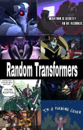 Random Transformers (2) by LastLightAlive