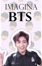 Imagina BTS by koracandela