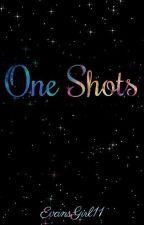 One shots: Marvel by EvansGirl11