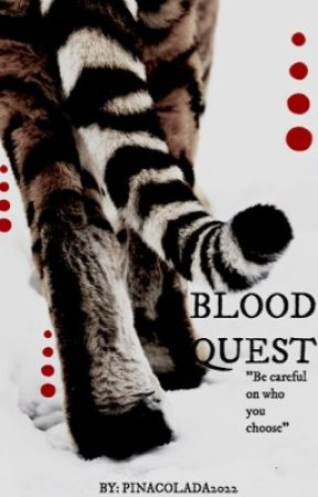 Blood Quest  by pinacolada2022