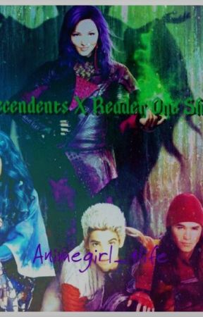 Descendants X Reader One Shots and Preferences - Jay X