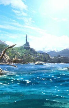 Island Hub by DragonsOnPaper
