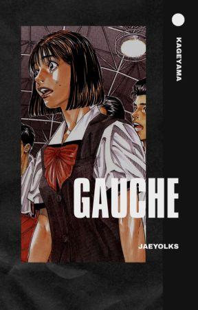 gauche + kageyama by JAEYOLKS
