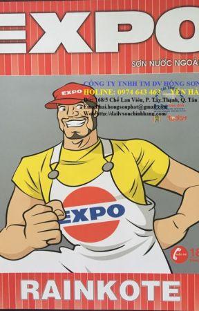 TỔNG CÔNG TY SƠN NƯỚC EXPO LON 3 LÍT GIÁ RẺ TẠI ĐỒNG NAI-0911616799 YẾN HẢI by haiphat