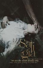 saligia | thất đại tội by tobe-human