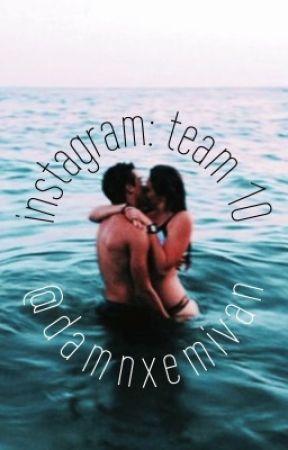 Instagram: Team 10 by zachsdoritos