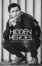 Hidden Heroes || Peter Parker (SLOW UPDATES) by prkerweb