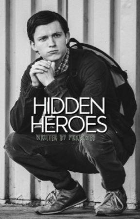 Hidden Heroes    Peter Parker by honestlypeterparker