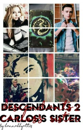 Descendants 2 (Carlos's Sister) || Rewritten - Ways to Be