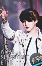 When September Ends •VKook° by -SkyBB