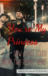 You're My Princess // Heath Hussar and Zane Hijzai by HeathHussarAKADaddy