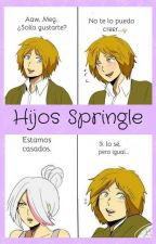 Hijos Springle - fnafhs by EmmaKoKoro7w7