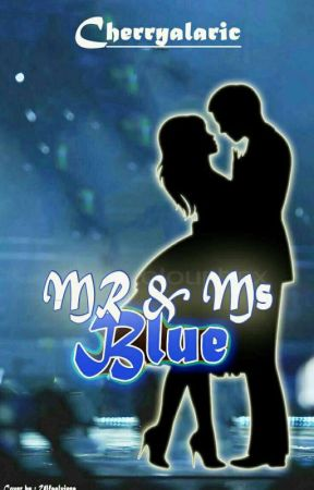 Mr and Miss Blue by Cherryalaric