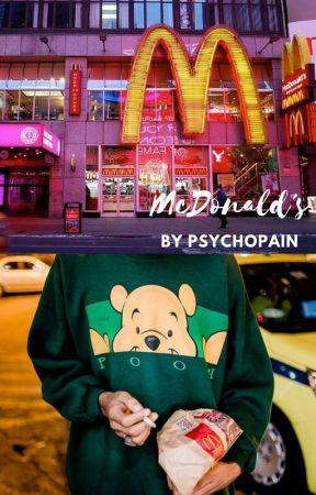 McDonald's ↝ Wu Yifan by PsychoPain