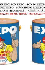 CỬA HÀNG SƠN DẦU EXPO MÀU TRẮNG 111 GIÁ RẺ TẠI TPHCM -0932791488 HỒNG by thuyhong556677