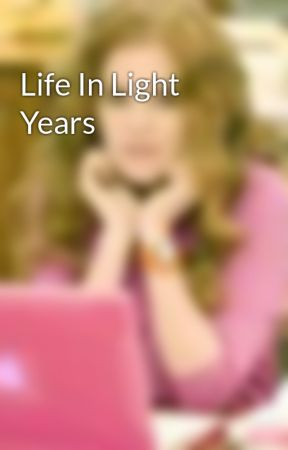 Life In Light Years by beckybloomwood