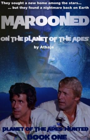 Marooned on the Planet of the Apes by Athaja