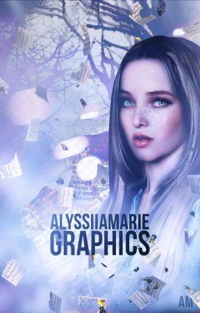 ALYSSIA MARIE | GRAPHIC SHOWCASE by alyssiiamarie