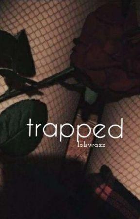 trapped | montgomery de la cruz by lolswazz