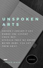 Unspoken Arts by junirain__