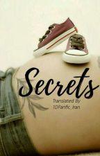 Secrets (larry mpreg)  | Complete by 1DFanFic_iran