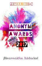 Anonym Awards 1ra Edición [TERMINADO] by AnonymEditorial