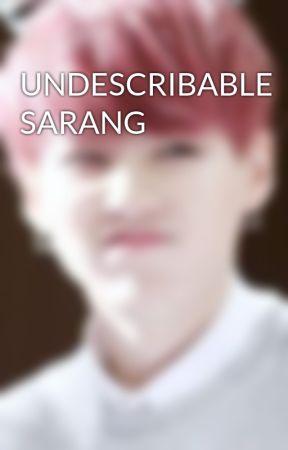 UNDESCRIBABLE SARANG by earairtsua