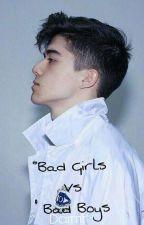 Bad Girls Vs Bad Boys  by darmrf