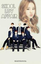 Skool luv affair   BTS by VoidAlpha
