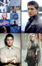 Stephanie Rogers (Fem!Captain America x Dean Winchester) by insaneredhead