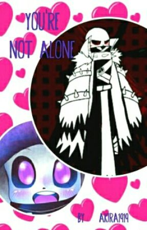 You're not alone(FellCross x Halluciv) by Akira1919