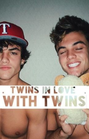 Twins in Love with Twins by maaiieee_