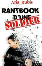 Rant Book d'une soldier by NumberXXV