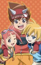 Dinosaur King: Out of time and space by Mauselet