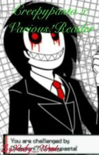 Creepypasta x Various!Reader oneshots {REQUESTS OPEN} by Ruby_Woods